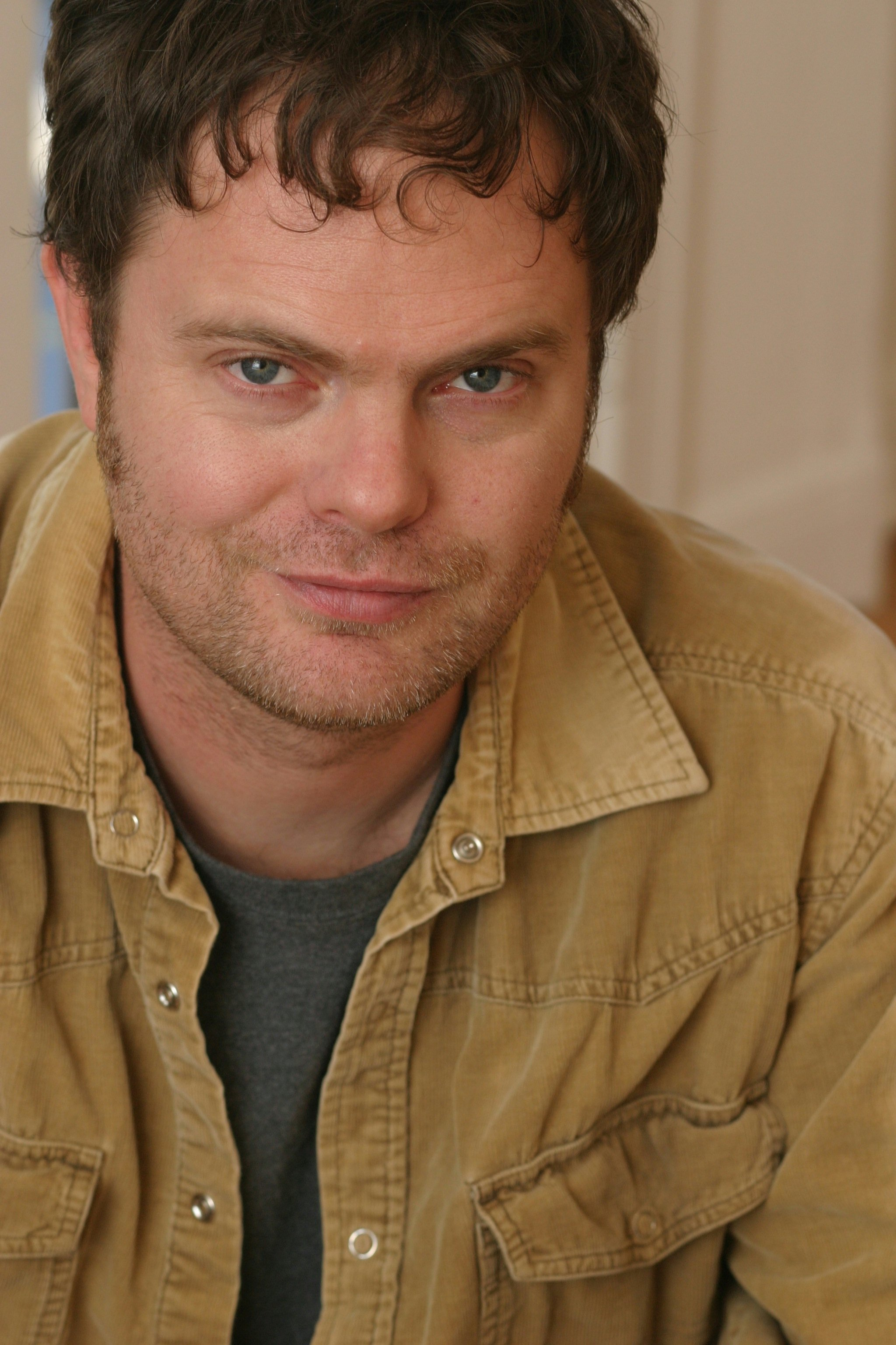 Rainn Wilson Mr Wilson who is a Baha i