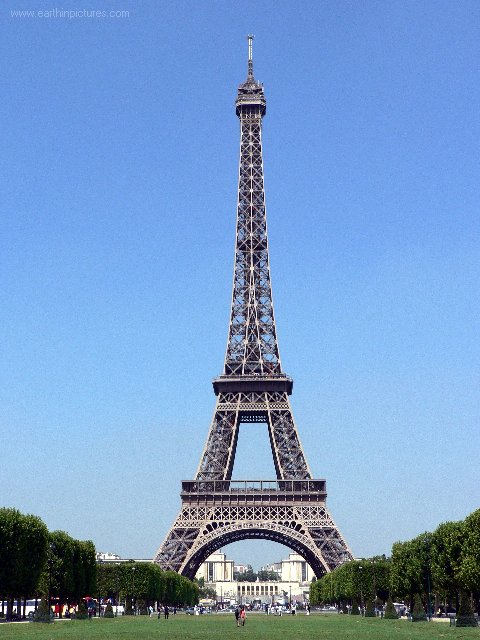 Video event planned near the eiffel tower five years too for Places to stay in paris near eiffel tower