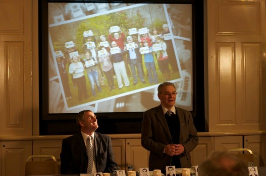 130515 photo of Ireland event withTomi Reichental