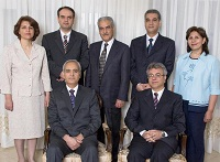 Arrested Baha'i Leadership in Iran