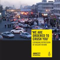 Amnesty International report condemns Iran's human rights abusesThe Amnesty International report, titled