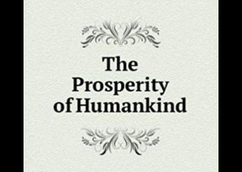 "The Baha'i International Community released ""The Prosperity of Humankind"" on 3 March 1995 on the occasion of the United Nations World Summit for Social Development."