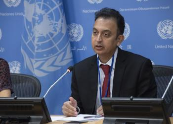 """The report by Javaid Rehman, UN Special Rapporteur on the situation of human rights in the Islamic Republic of Iran, says that the Baha'is of Iran have suffered the """"most egregious forms of repression, persecution and victimization"""" over the last 40 years."""