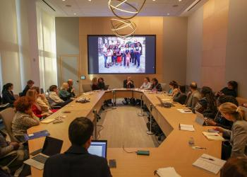 The BIC hosted a series of side events during CSW on themes related to gender equality and social protection