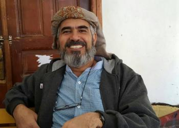 Mr. Haydara, a Yemeni Baha'i who was arrested for his beliefs in the Baha'i Faith since 2013.