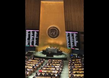 The United Nations General Assembly has passed a resolution calling on the Iranian authorities to end ongoing human rights violations, including those against the Baha'is in Iran