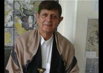 Mr. Badi'u'llah Sana'i, who has been imprisoned since 2017.