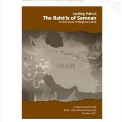 Special Report on The Baha'is of Semnan